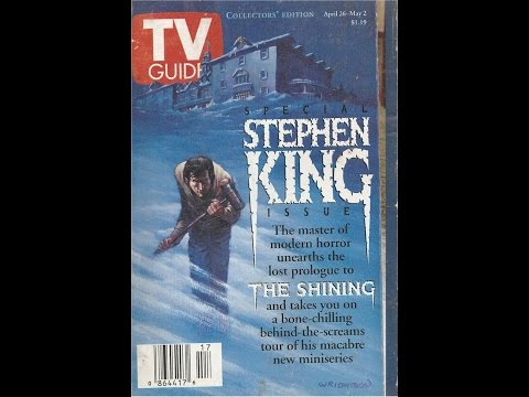The Shining And Being True To Stephen King