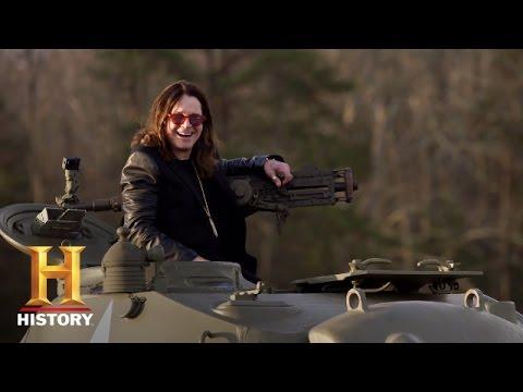 Ozzy & Jack's World Detour: 'Testing Tanks' Sneak Peek   Sundays 10/9c   History
