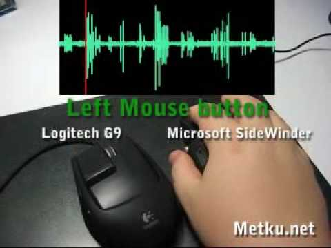 Sound with every mouse click