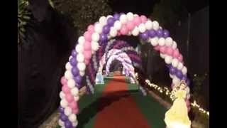 The azad birthday balloon party planner & decorators in chandigarh,panchkula,mohali,punjab,haryana