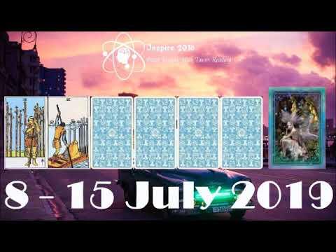 aquarius weekly 2 to 8 tarot video