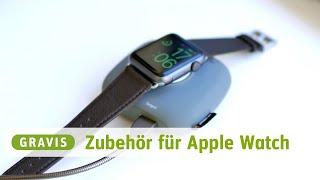 Gambar cover Top 5 Zubehör für die Apple Watch – GRAVITIES Top 5