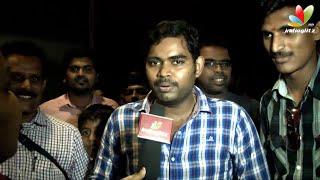 Vai raja vai public review and rating   tamil movie   gautham karthik, aishwarya dhanush
