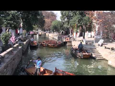 China Vlog (Part 3) - Tissue With Expiration, Smog Clears, Suzhou (Tong Li, Tiger Hill)