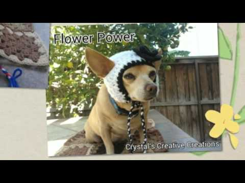 Crochet Dog Hats - YouTube b388a0f3788