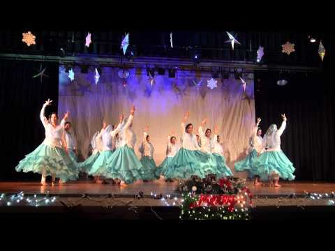 KCS Jingle Bells 2012 -Pinnilavathu dance