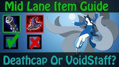 Proper Mid Lane Build - When To Get Void Staff Over DeathCap