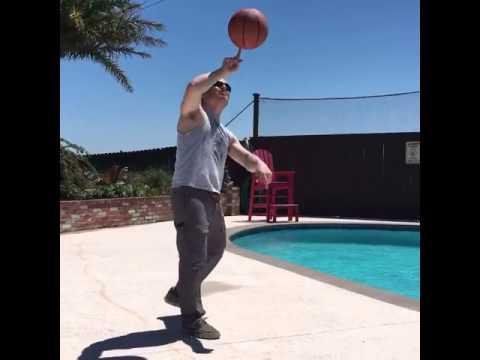 Ball Spin Trick Shot