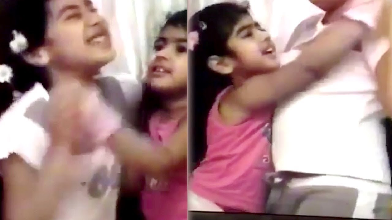 Download Jhanvi Kapoor And Khushi Kapoor Childhood Dance Video Is TOO Cute To Handle