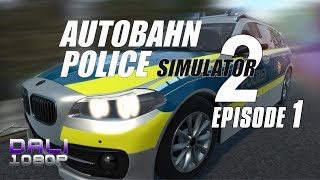 Autobahn Police Simulator 2 Episode 1 (English)