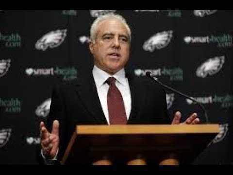 EAGLES OWNER JEFFREY LURIE HAS A PROBLEM WITH ANTHEM PROTESTERS!