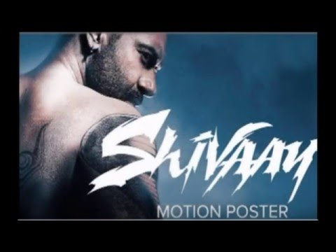 Shivay movie, ajay devgan, officeal...