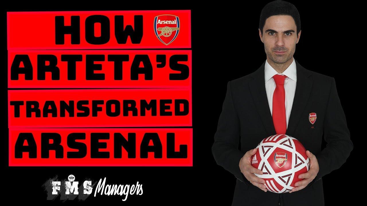 How Arteta Is Transforming Arsenal | Mikel Arteta Arsenal Tactical Analysis & Breakdown | 2019/20