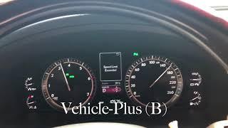 New Lexus LX 570 Sport-Plus Speed 0 - 200 km/h