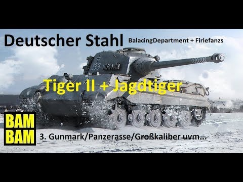 World of Tanks Gast-Replay 0257 (deutsch)  Deutscher Stahl 2