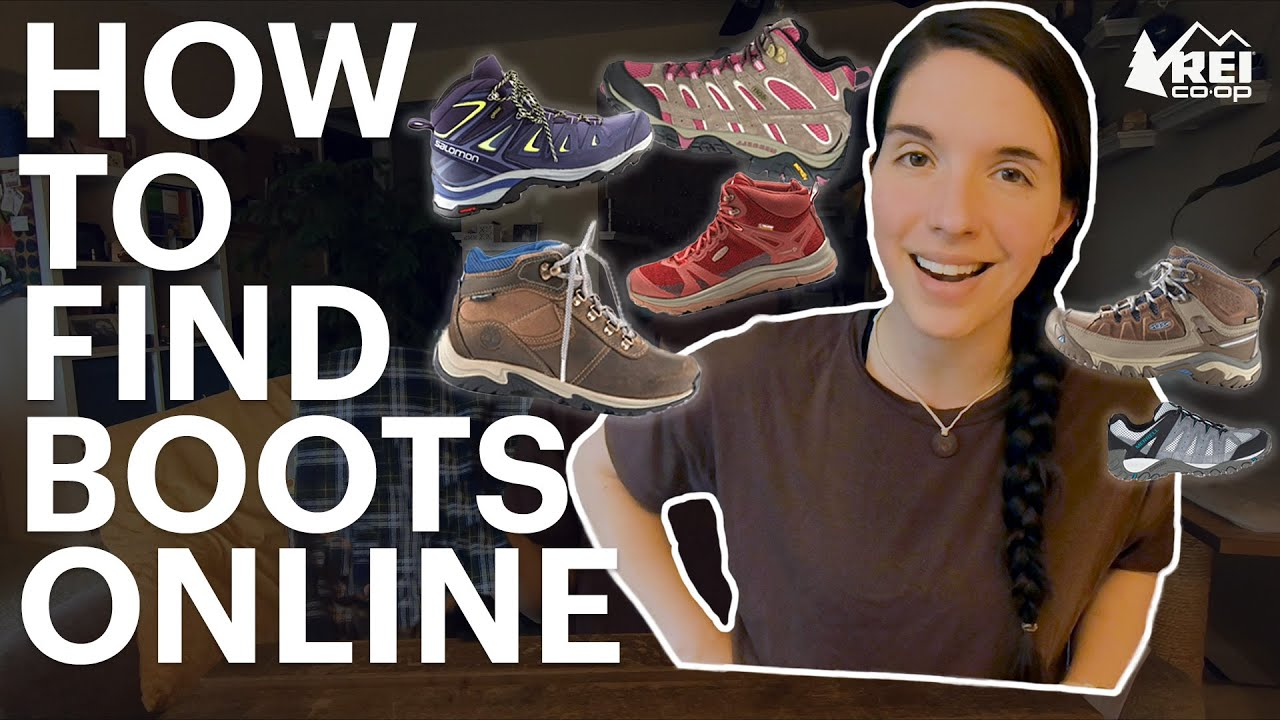 Hiking Boots Online || REI