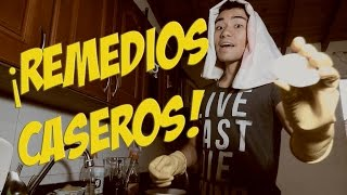 Remedios Caseros ◀︎▶︎ Videoblog ◀︎▶︎ | La Kinta Porra .TV