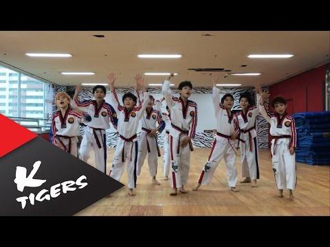 UP10TION _ ATTENTION (Taekwondo ver.)