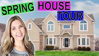 MY SPRING FARMHOUSE HOME TOUR 2019