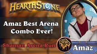 Amaz Best Arena Combo Ever!