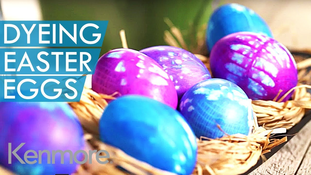 3 Easy Ways To Dye Easter Eggs Decorating And Coloring