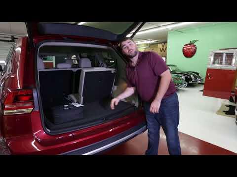 2018 Volkswagen Atlas - Safety and Features Walkthrough