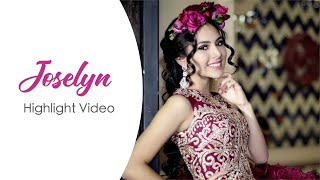 Joselyn Ann Quinceañera Highlights