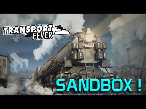 Transport Fever - Sandbox [21.04.2017]