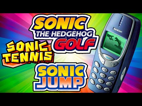 The Lost Nokia Games