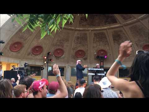 Omar Souleyman - Live at FORM Arcosanti 5/14/2017 [clip]