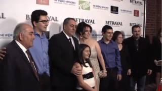 Betrayal premiere on January 20, 2014 -- news report on US Armenia TV