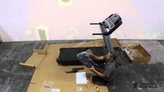 ProForm PRO 2000 Treadmill Assembly