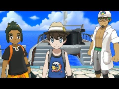 Pokemon Ultra Sun and Moon: The Movie [Episode 2]