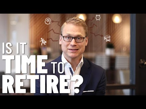 5 Reasons To Retire As Soon As You Can   Wes Moss   Money Matters