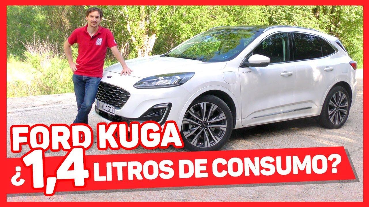 Ford Kuga 2020 Prueba A Fondo Un Suv Hibrido Enchufable Convincente Youtube