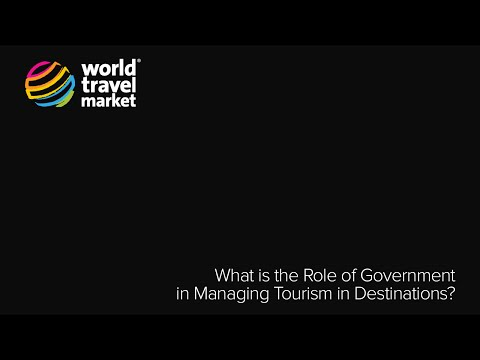 What is the Role of Government in Managing Tourism in Destin