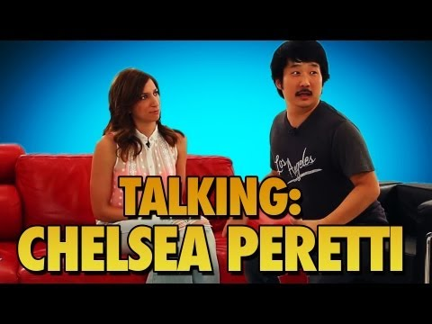 Bobby Lee: BACKPACK SEX with Chelsea Peretti
