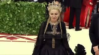 Madonna turns 60 - BBC News - 16th August 2018