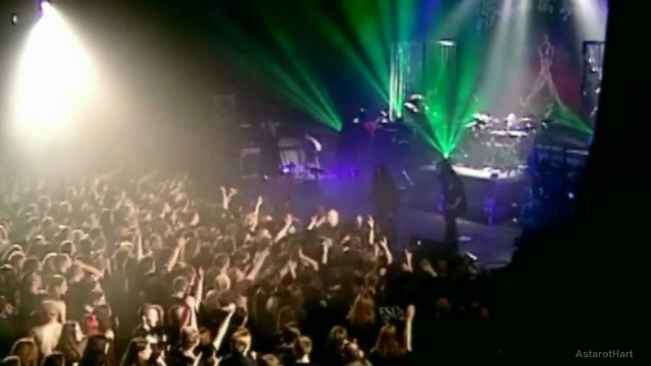 Cradle Of Filth Malice Through The Looking Glass Live
