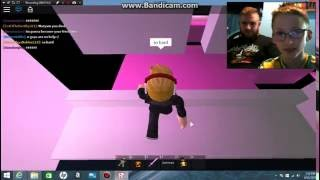 Trix Obby with my Uncle Joey: Roblox Part 9