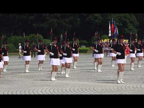 軍人節暨國軍人才招募活動 樂儀隊觀摩比賽