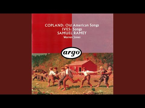 Traditional: Old American Songs Set 1 - 4. Simple Gifts