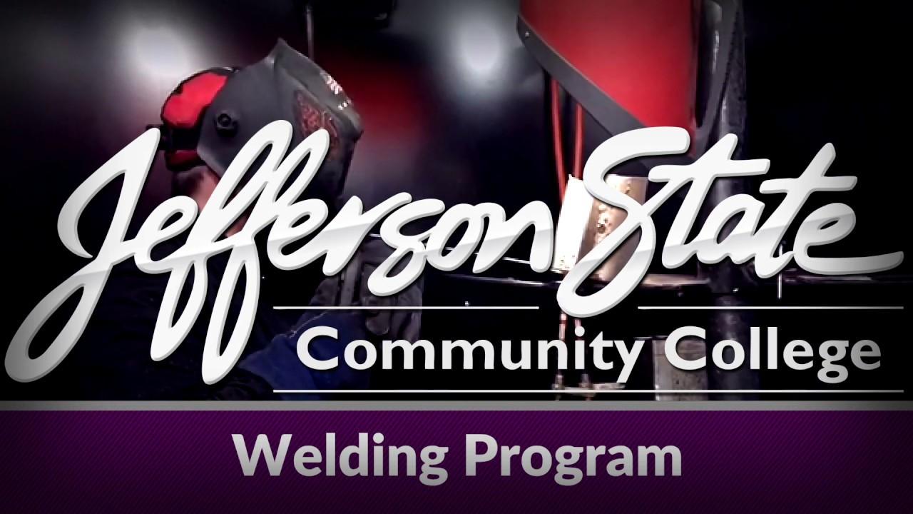 Welding Technology | Jefferson State Community College