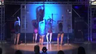 Opening Performance At Epdc 2014 Emma Haslam, Rachel, Sarah, Georgie, Sarah, Alissa And Cherry