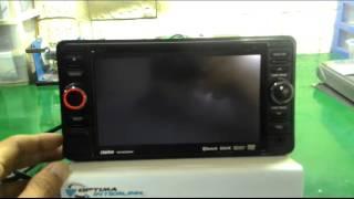 Video head unit CLARION NX403AW di Mitsubishi Pajero 2016 download MP3, 3GP, MP4, WEBM, AVI, FLV Juli 2018
