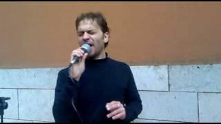 Antonio Adamo Canta Acqua E Sale Celentano Mina