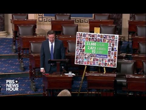 WATCH LIVE: Senate set to hold William Barr confirmation vote
