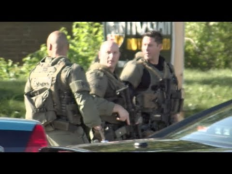 Raw Footage: Annapolis Shooting Leaves Five Dead
