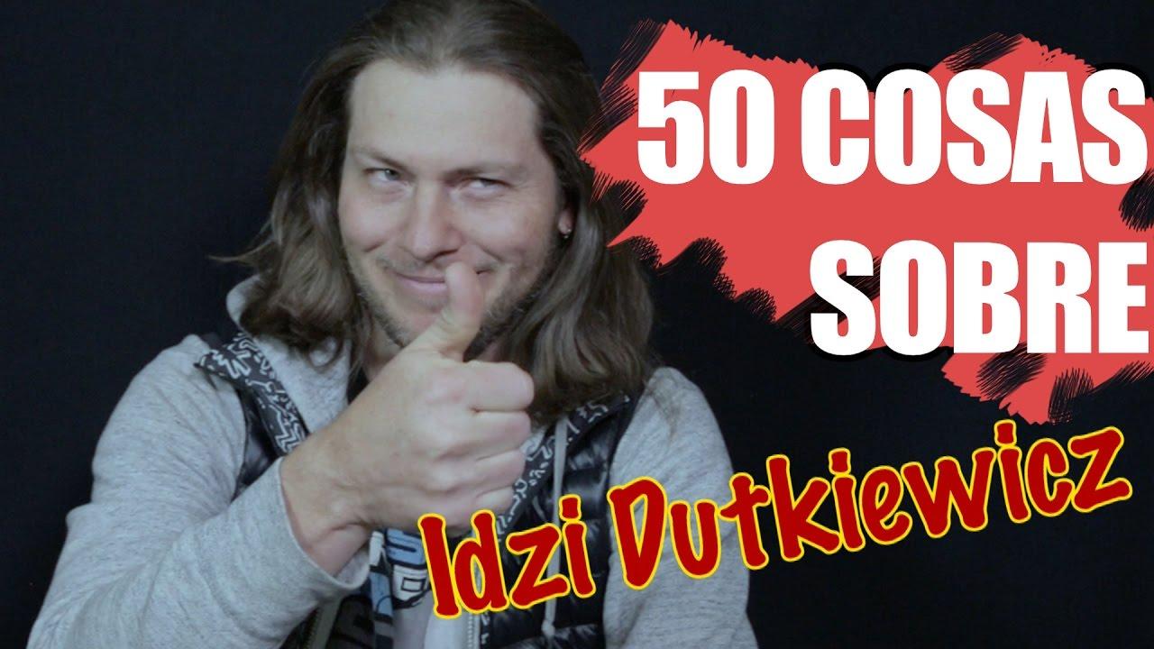 Download #50CosasSobreMi Idzi Dutkiewicz  (Iron Man)