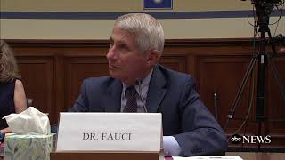 'Unlikely COVID-19 is going to disappear': Fauci